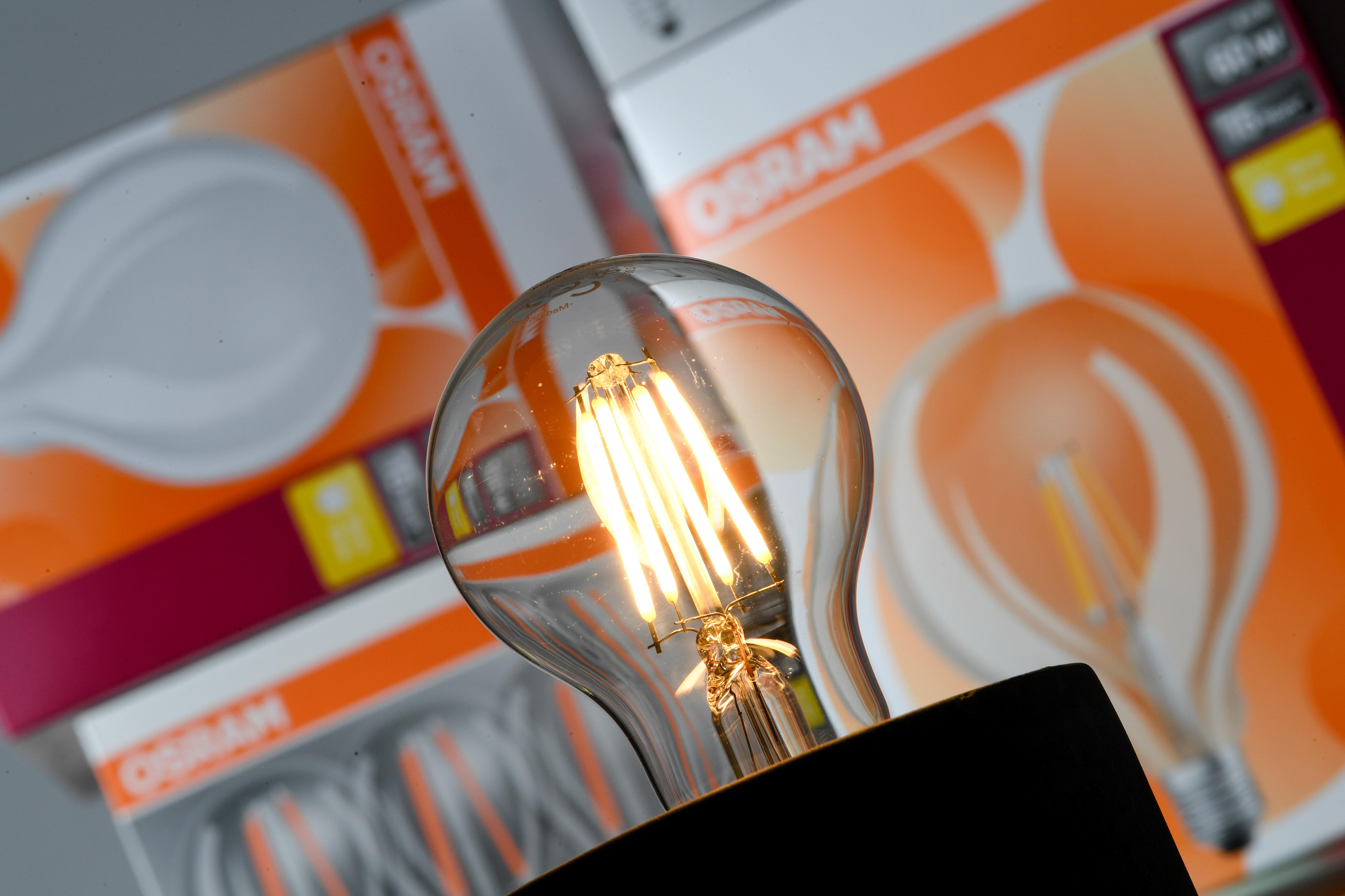 Austria's AMS lights up Osram bidding war with new $4.9 billion offer