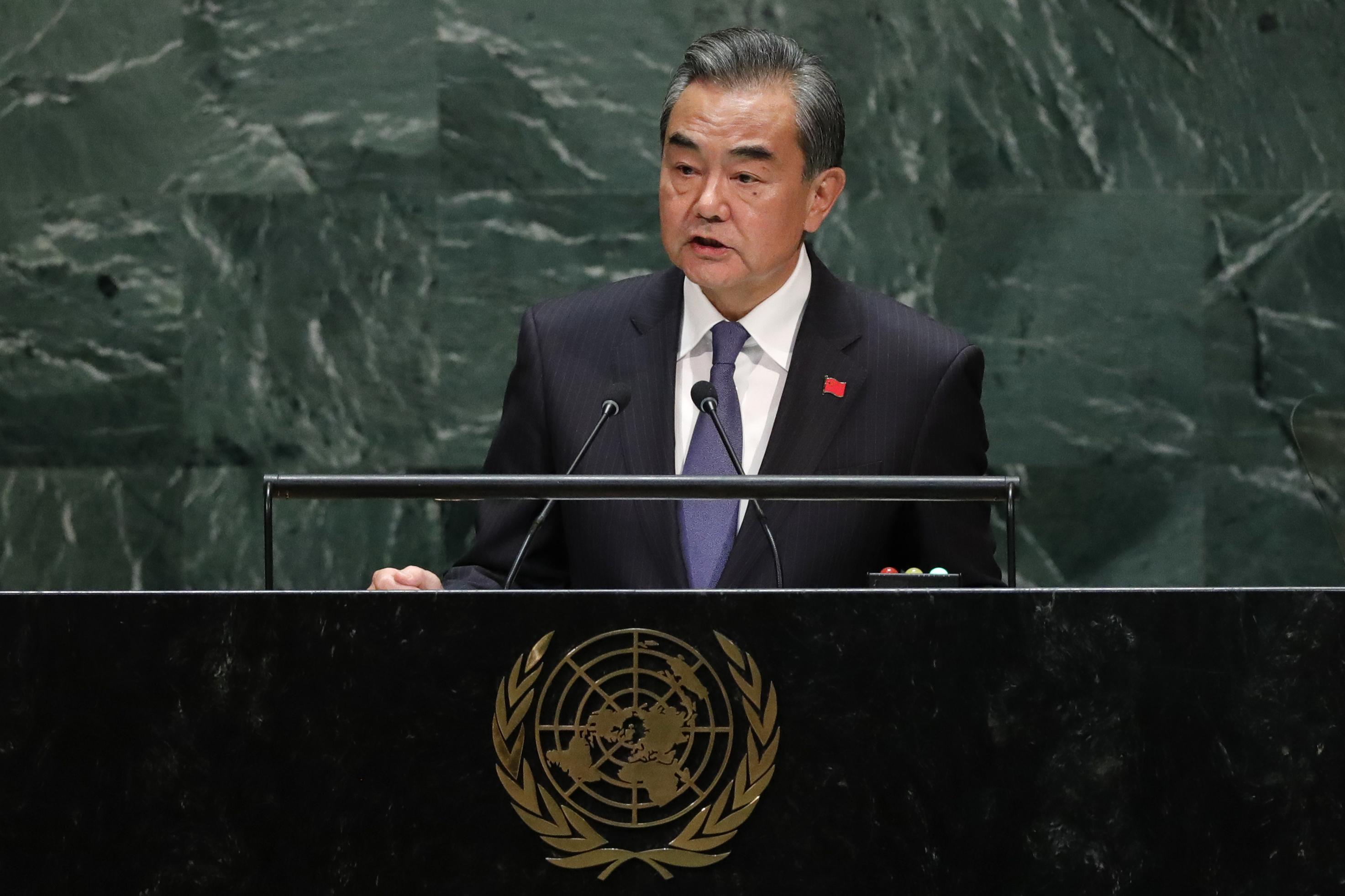 In swipe at Trump, China tells U.N. tariffs could plunge world into...