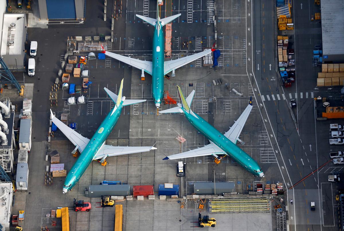'Stelsel is nie gebreek nie' na 737 MAX-ongelukke: hersieningspaneelstoel
