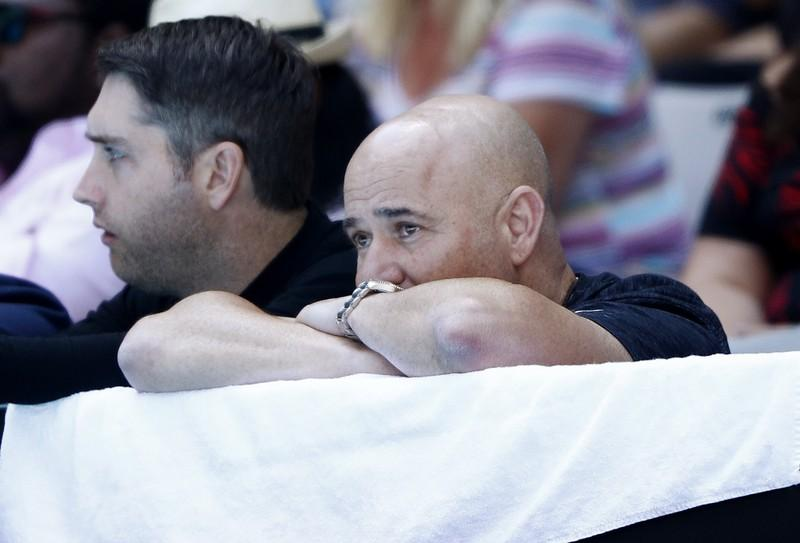 Agassi finds few places of comparison in modern 'aggressive' field