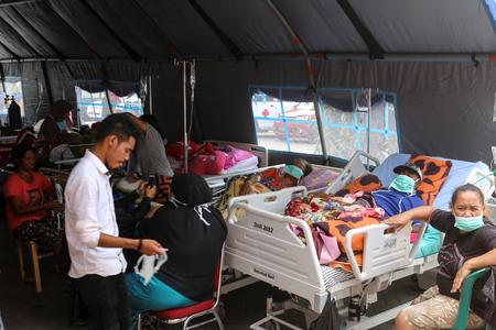 Death toll in east Indonesia quake rises to 30, many still in shelters