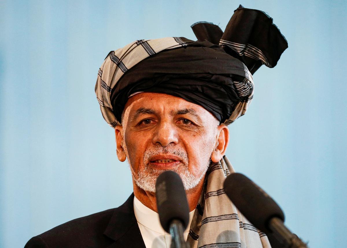 Voorlopers eis elkeen 'n oorwinning in die Afghaanse verkiesing