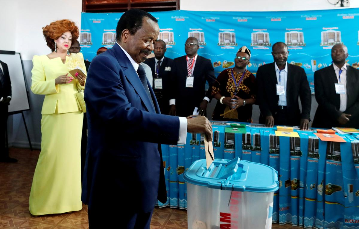 Vredesgesprekke in Kameroen wankel soos separatiste en politici boikot
