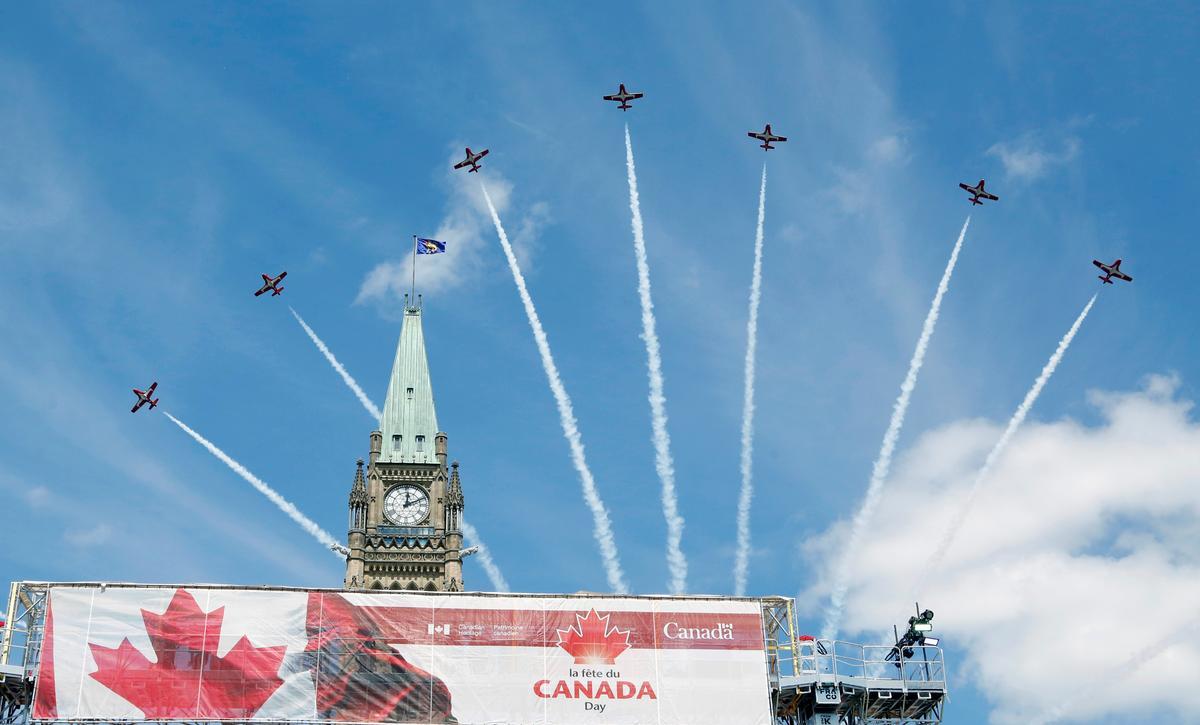 Kanada se politici het 'n fiskale kamer tydens die veldtog: Hier is hoeveel