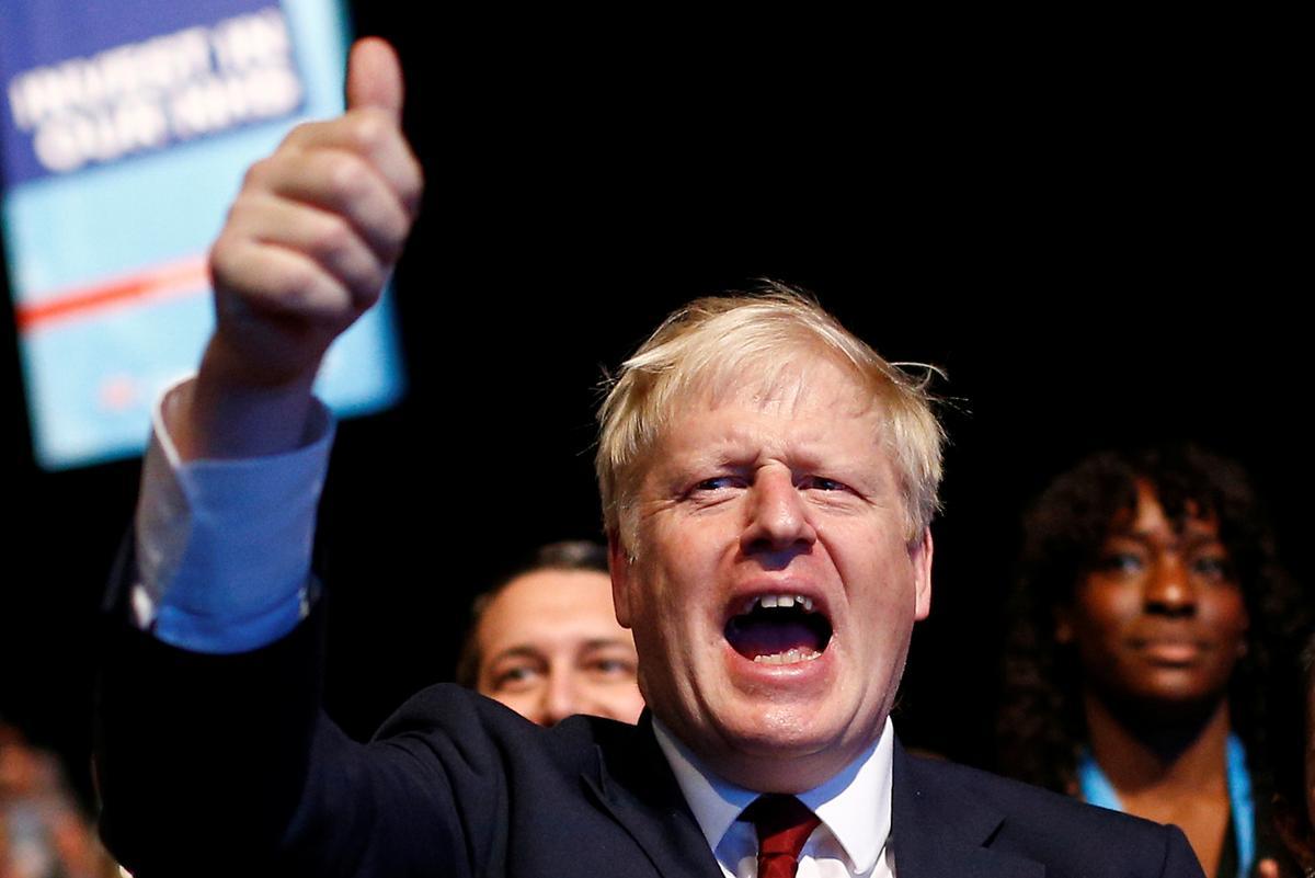 Britse premier, Johnson, sal sy finale Brexit-plan reeds Dinsdag bekend maak: Telegraph