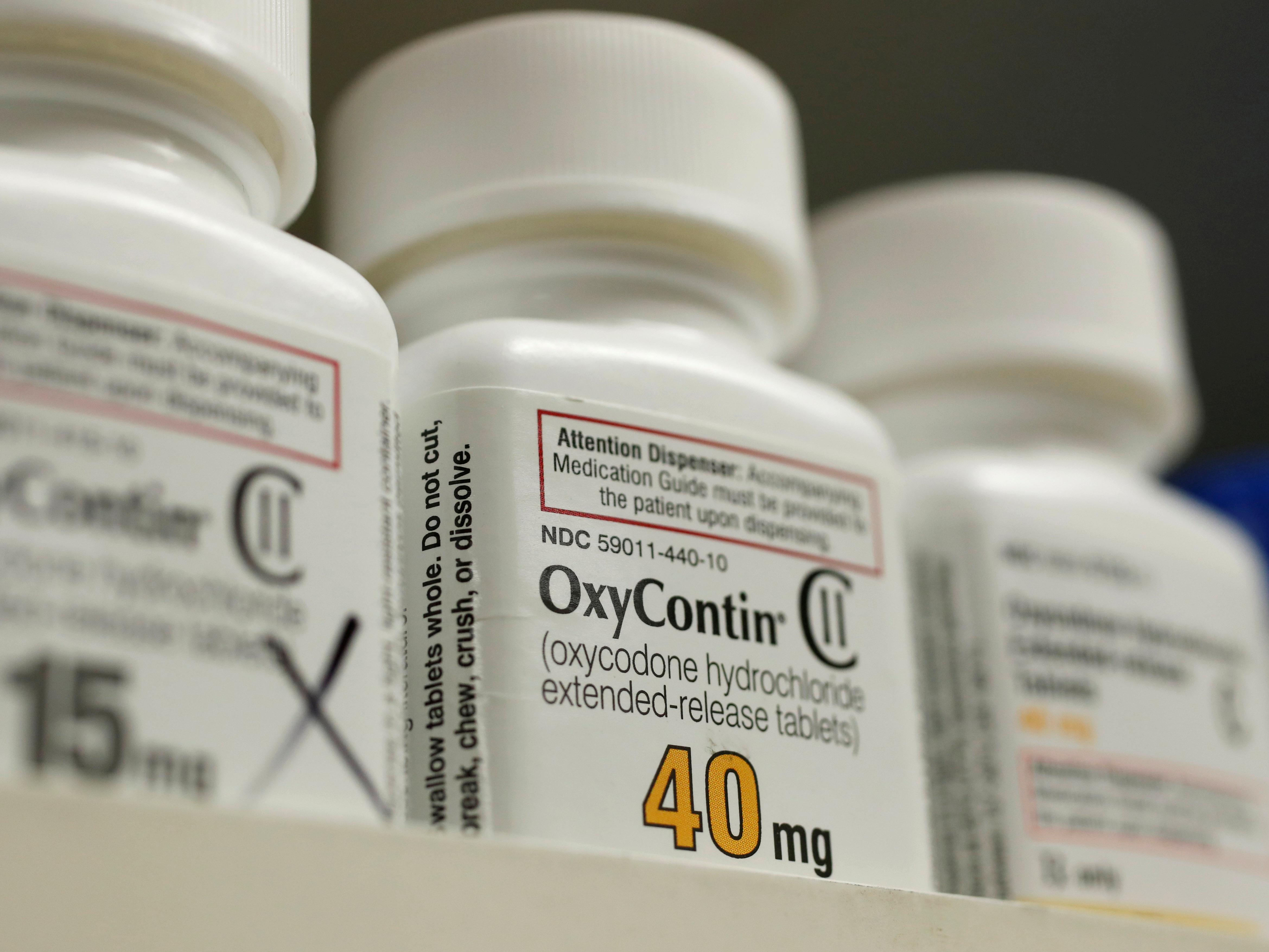 Drugmakers look to use Purdue Pharma's bankruptcy to settle U.S....