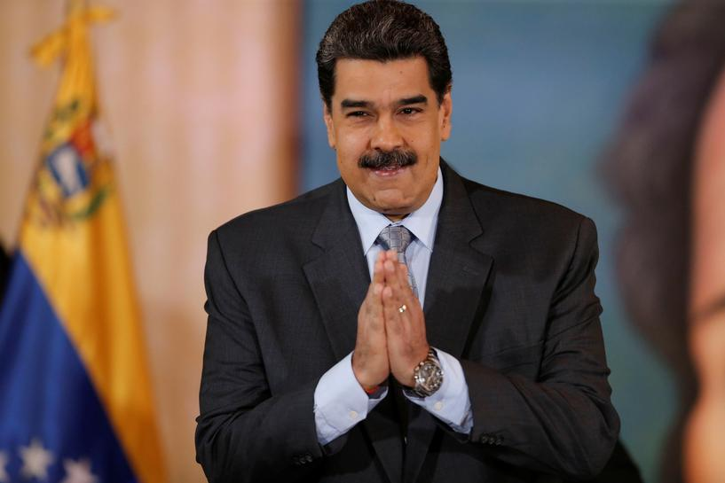 Amid criticism, Colombia defends assertions that Venezuela's Maduro supports rebels