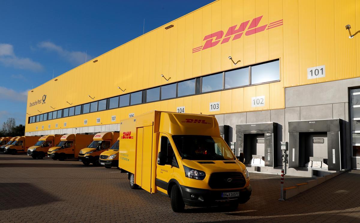 Deutsche Post beplan nuwe beleggings namate die e-handelswêreld groei