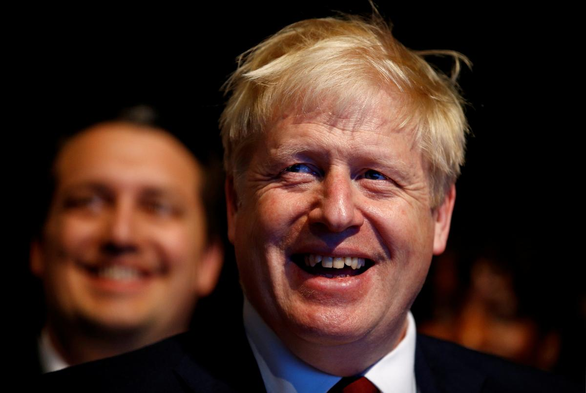 UK PM Johnson: I am still a good person despite Brexit pressure