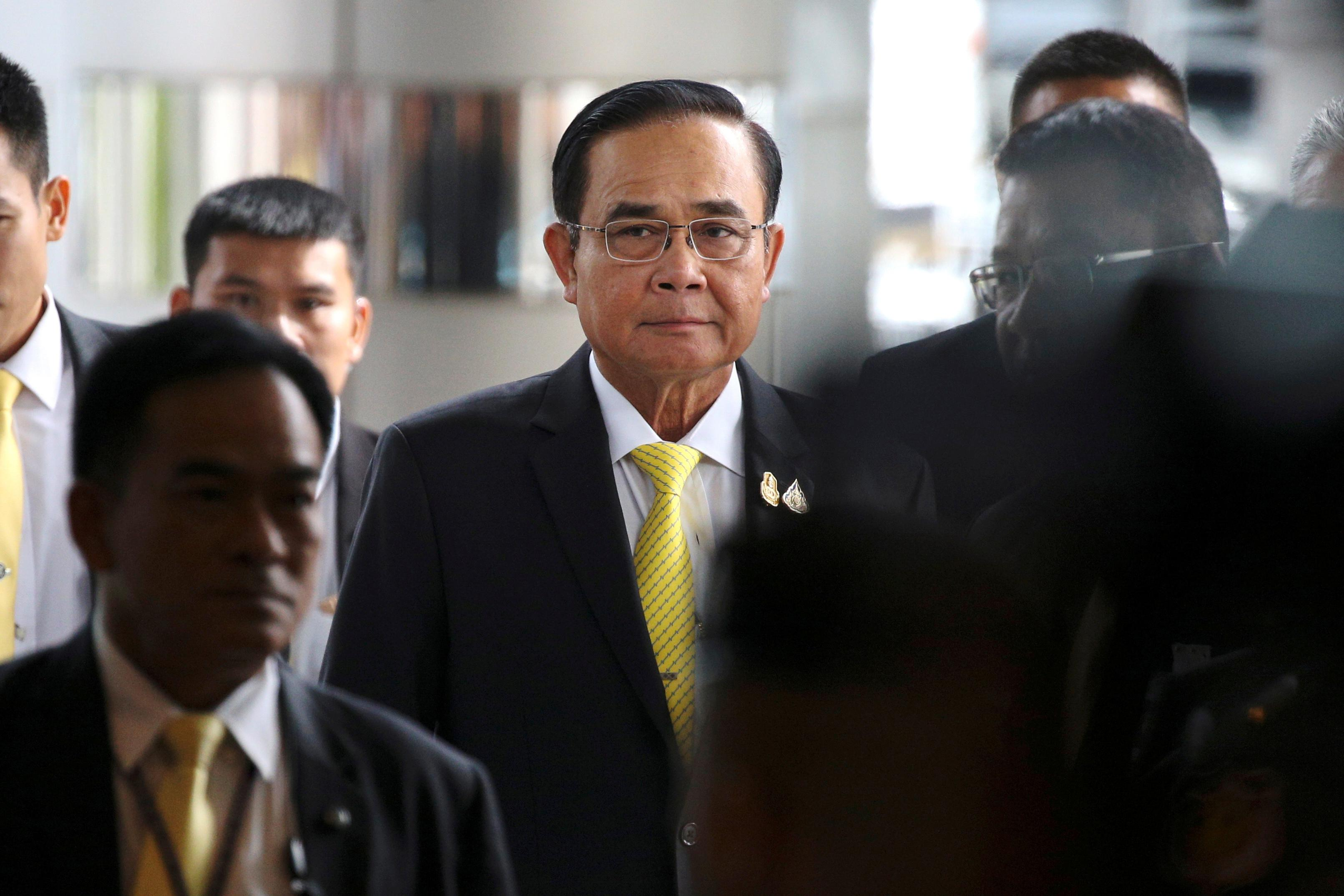 Thai PM says no Islamic State ties to Thailand as Egypt arrests...