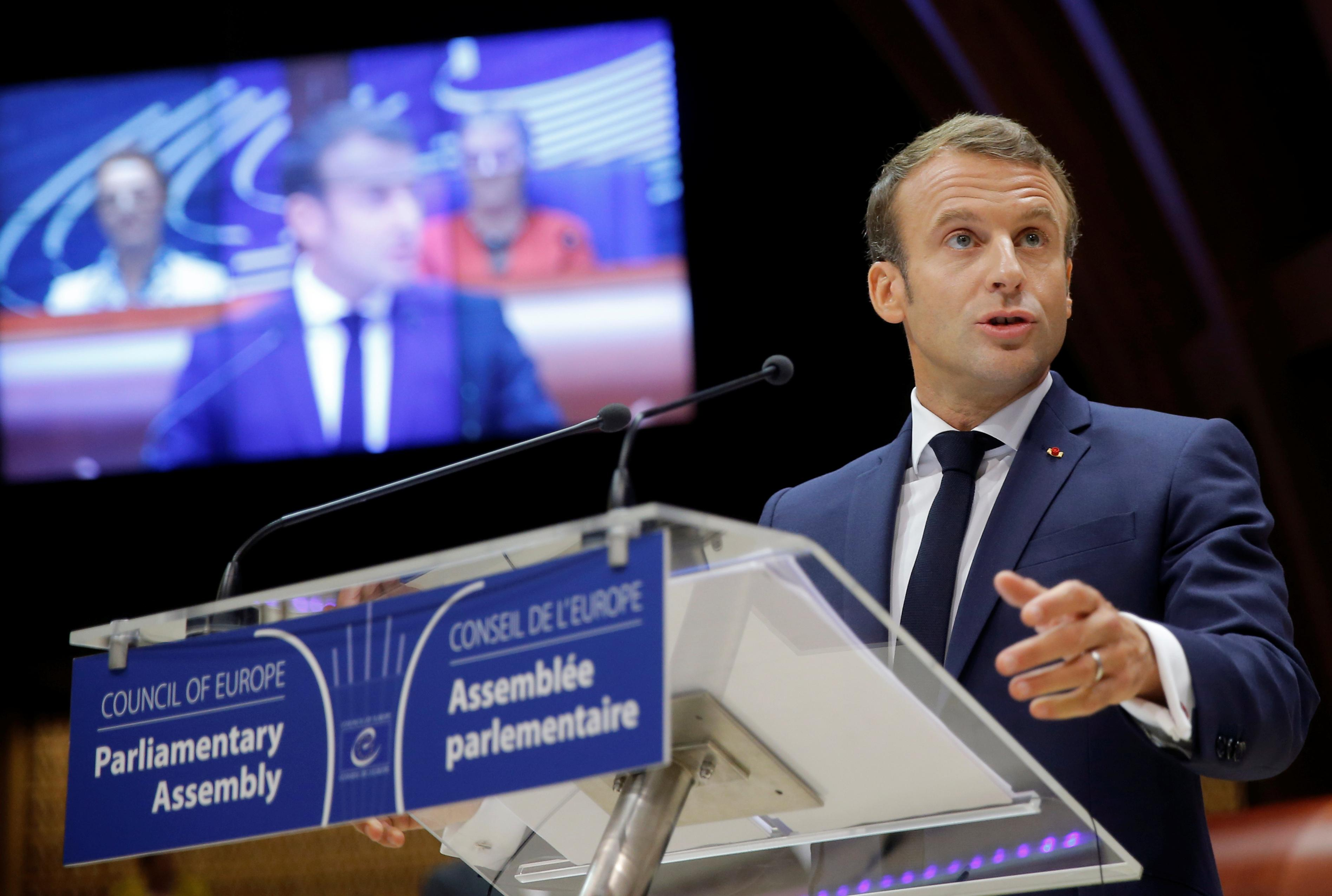 Macron's tax cuts for the wealthy not bearing fruit - yet: study