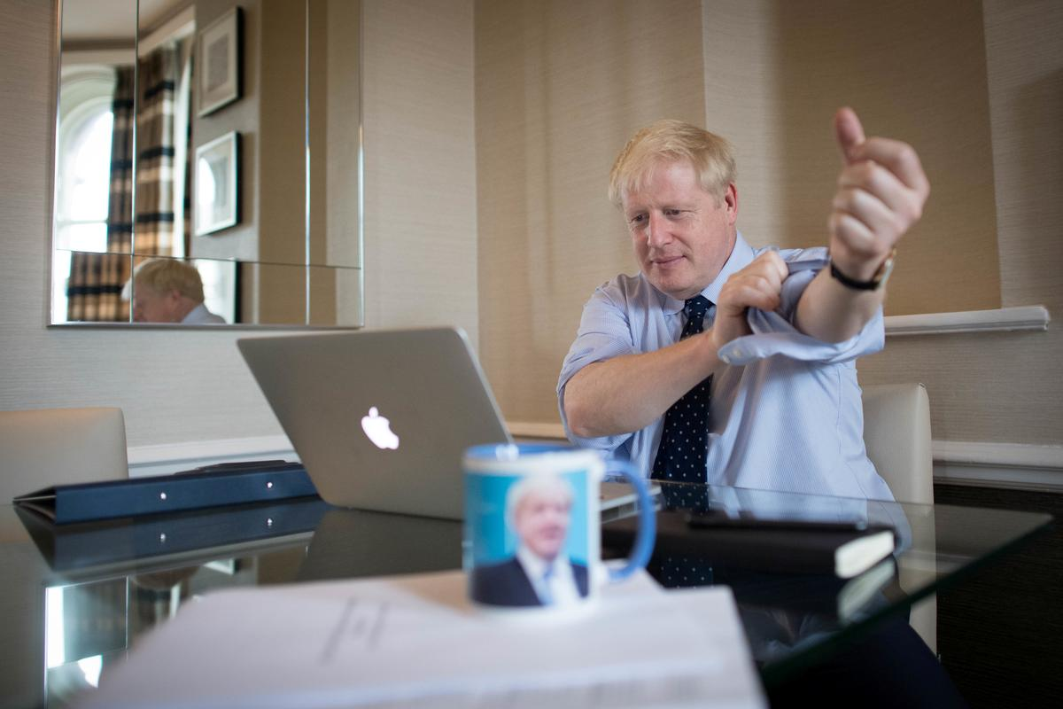 UK PM Johnson to announce 'final Brexit offer' to EU