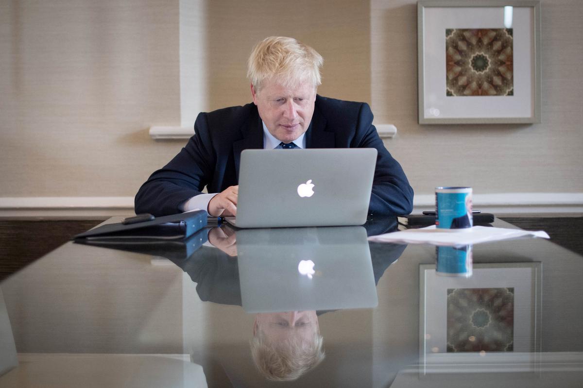 Johnson stel voor om Noord-Ierland tot 2025 in spesiale verhouding met die EU te verlaat: Telegraph