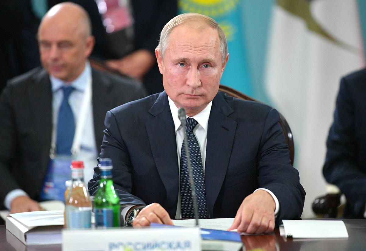 Rusland se Poetin sê geen bewys dat Iran agter Saoedi-aanvalle was nie
