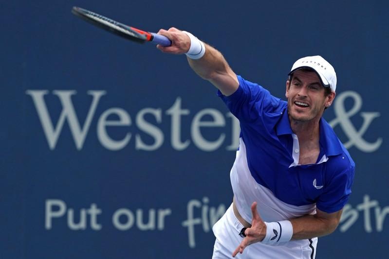 Murray wins battle of Britons to reach Beijing quarters