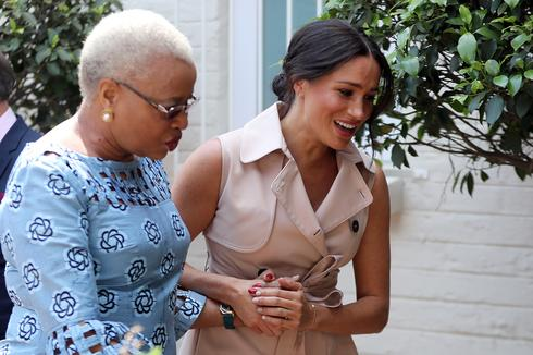 Harry and Meghan visit southern Africa
