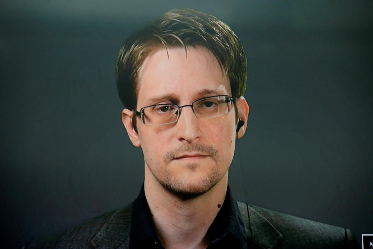 Snowden sal die eerste keer in die openbaar verskyn sedert die Amerikaanse hofgeding volgende maand op die konferensie