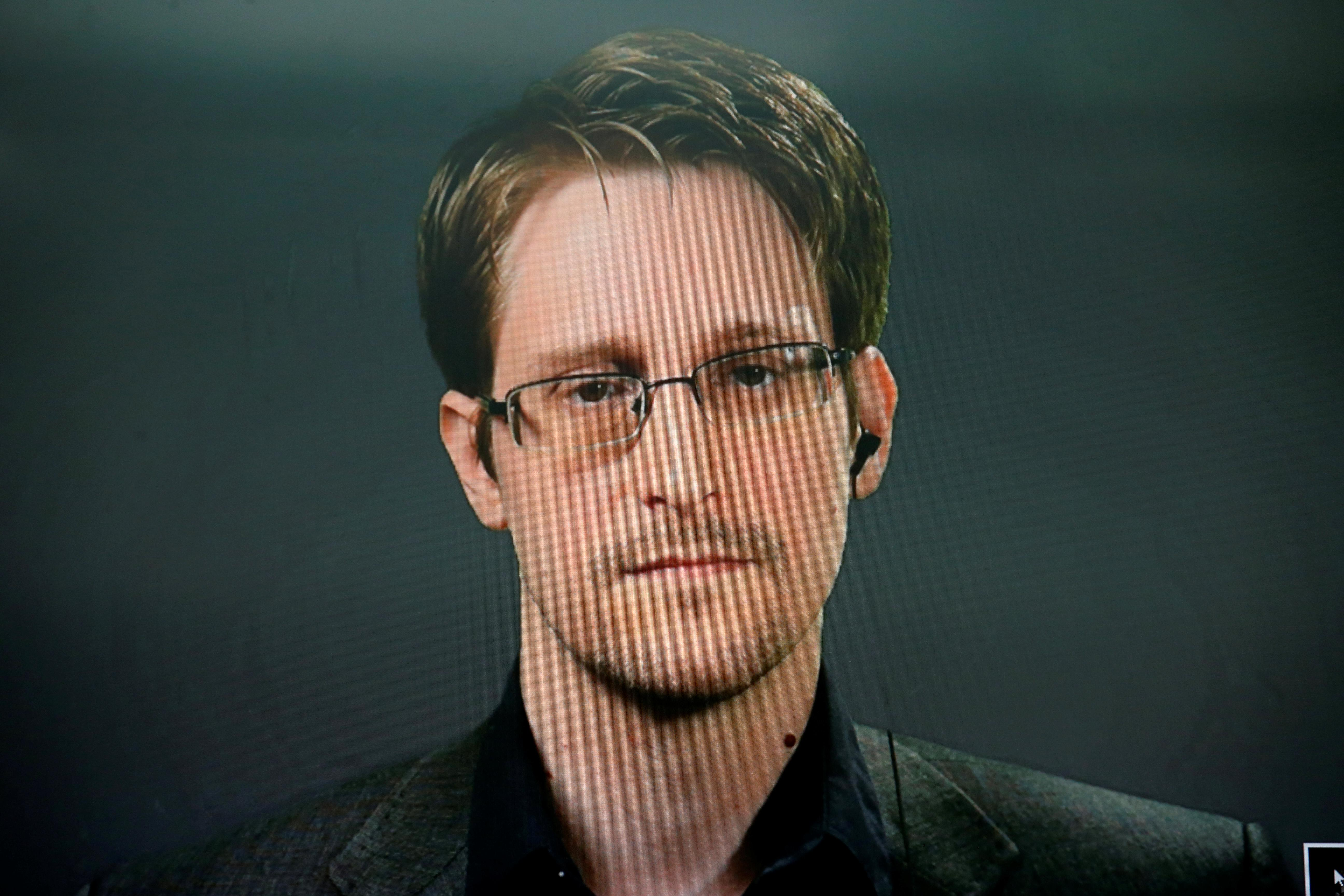 Snowden will make first major appearance since U.S. lawsuit at...