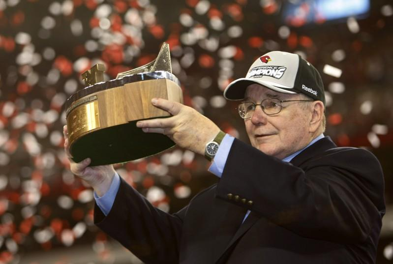 NFL notebook: Cardinals owner Bidwill dies at 88
