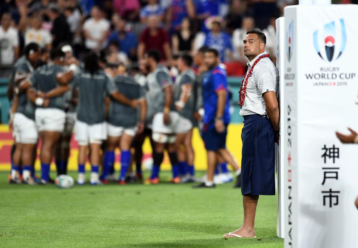 Samoa change six for Japan clash as brothers unite