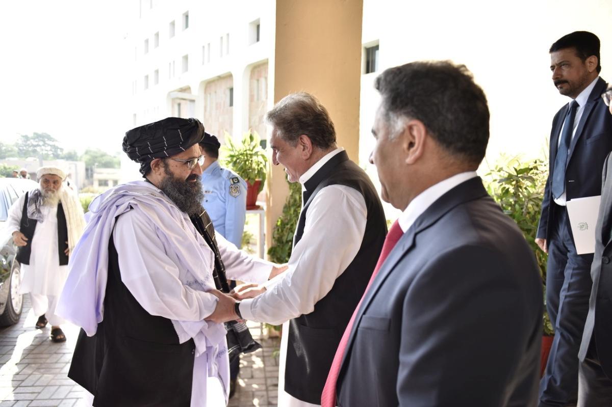 Pakistan en Taliban doen 'n beroep op die VSA om die Afghaanse vredesonderhandelinge te hervat