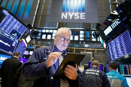 Wall Street set to open slightly higher after sharp slide