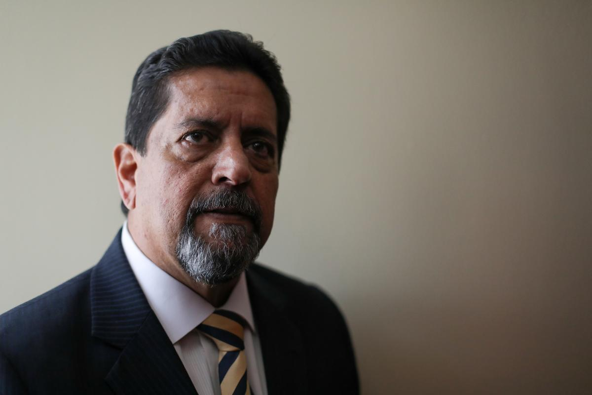 Toothpick and two generals helped Venezuela opposition leader...