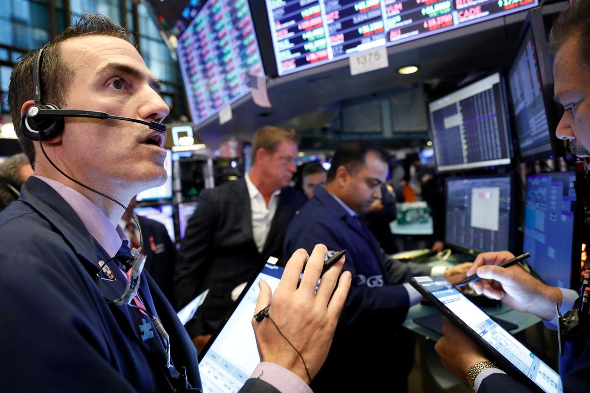 Weak U.S. economic data weighs on global stocks
