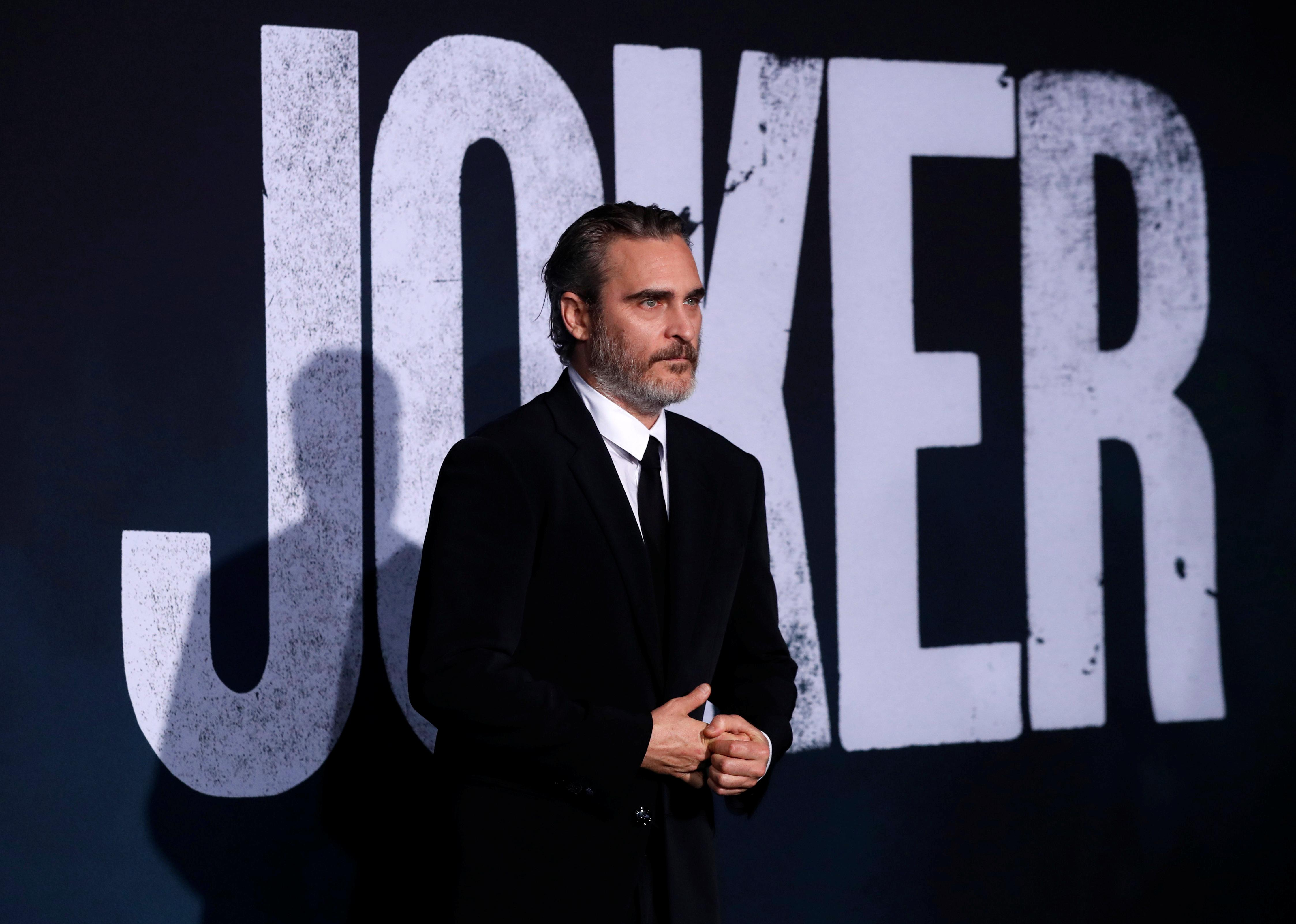 From campy clown to terrifying madman, Joker no longer a laughing...
