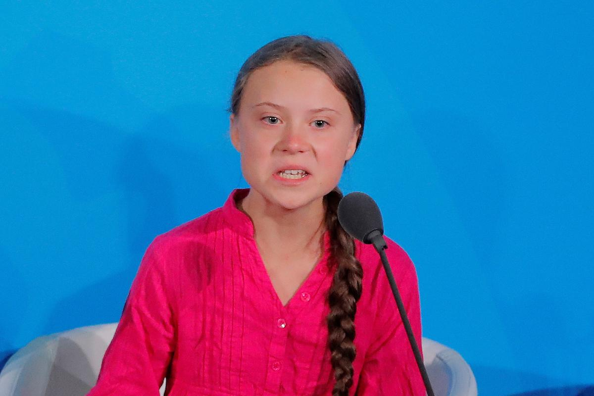 Teenage activist Greta Thunberg brings call for climate action to Iowa