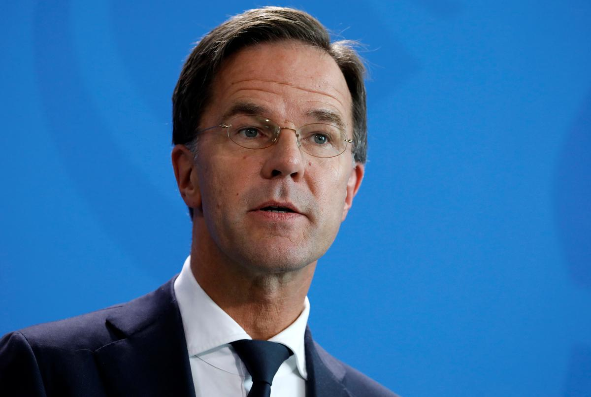 New Brexit proposals basis for discussion 'at best', Dutch PM says