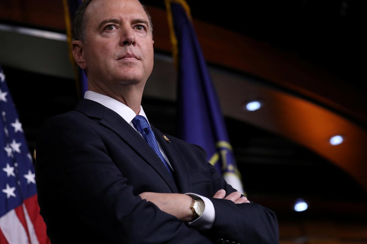 Schiff says inspector general correct in deciding whistleblower...