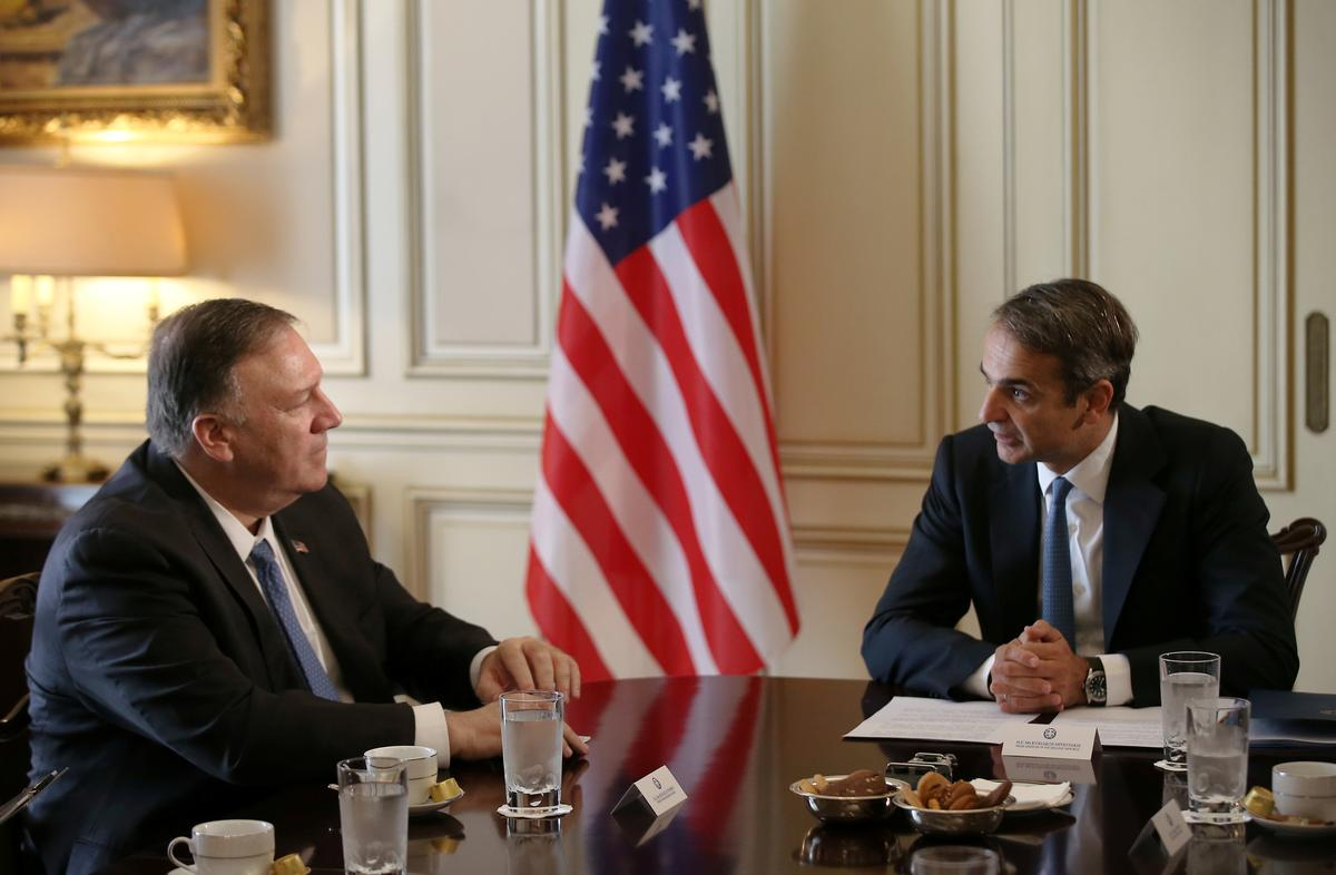 U.S. warns Turkey over offshore drilling near Cyprus