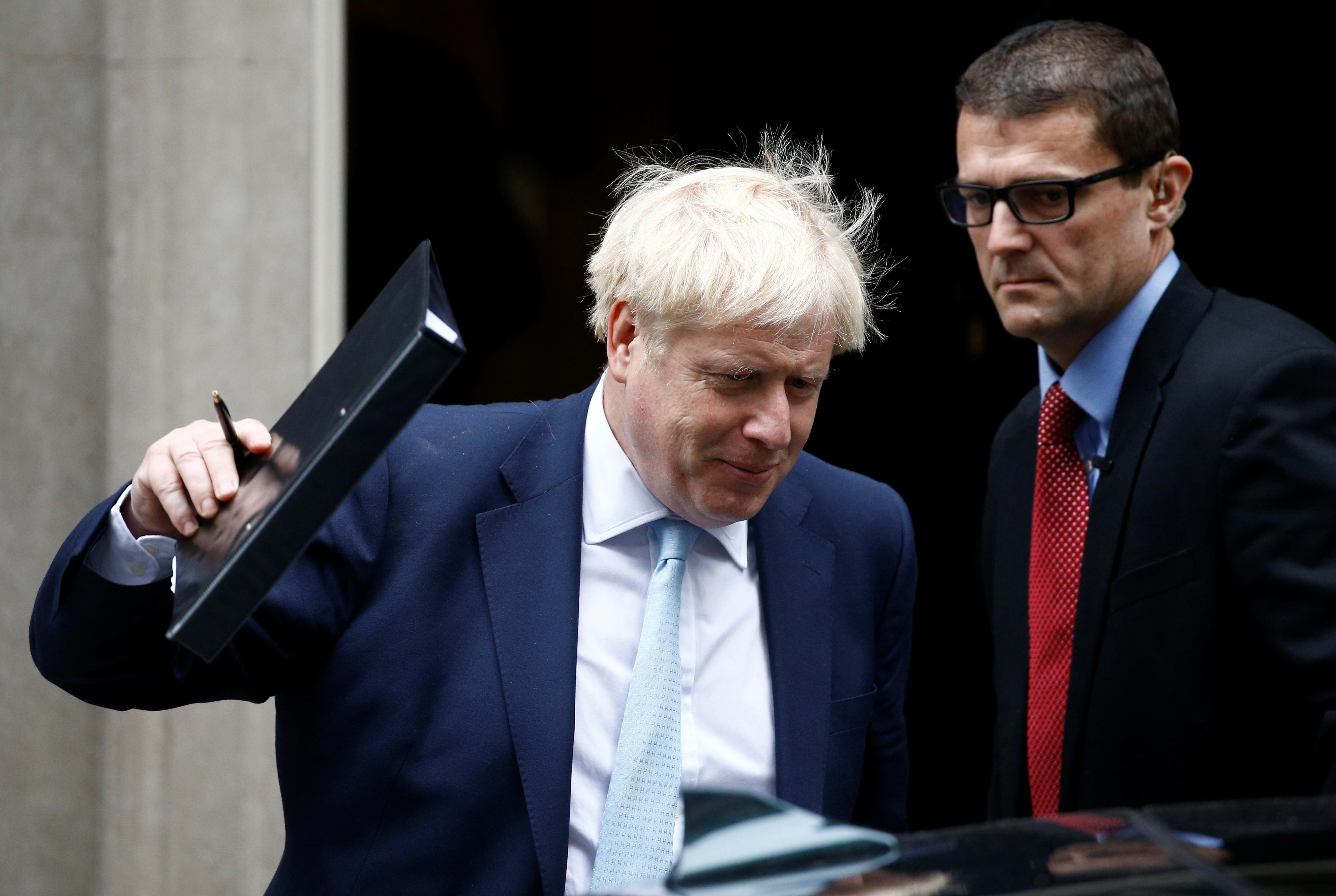 EU and Ireland sceptical of a Brexit breakthrough after Johnson's...