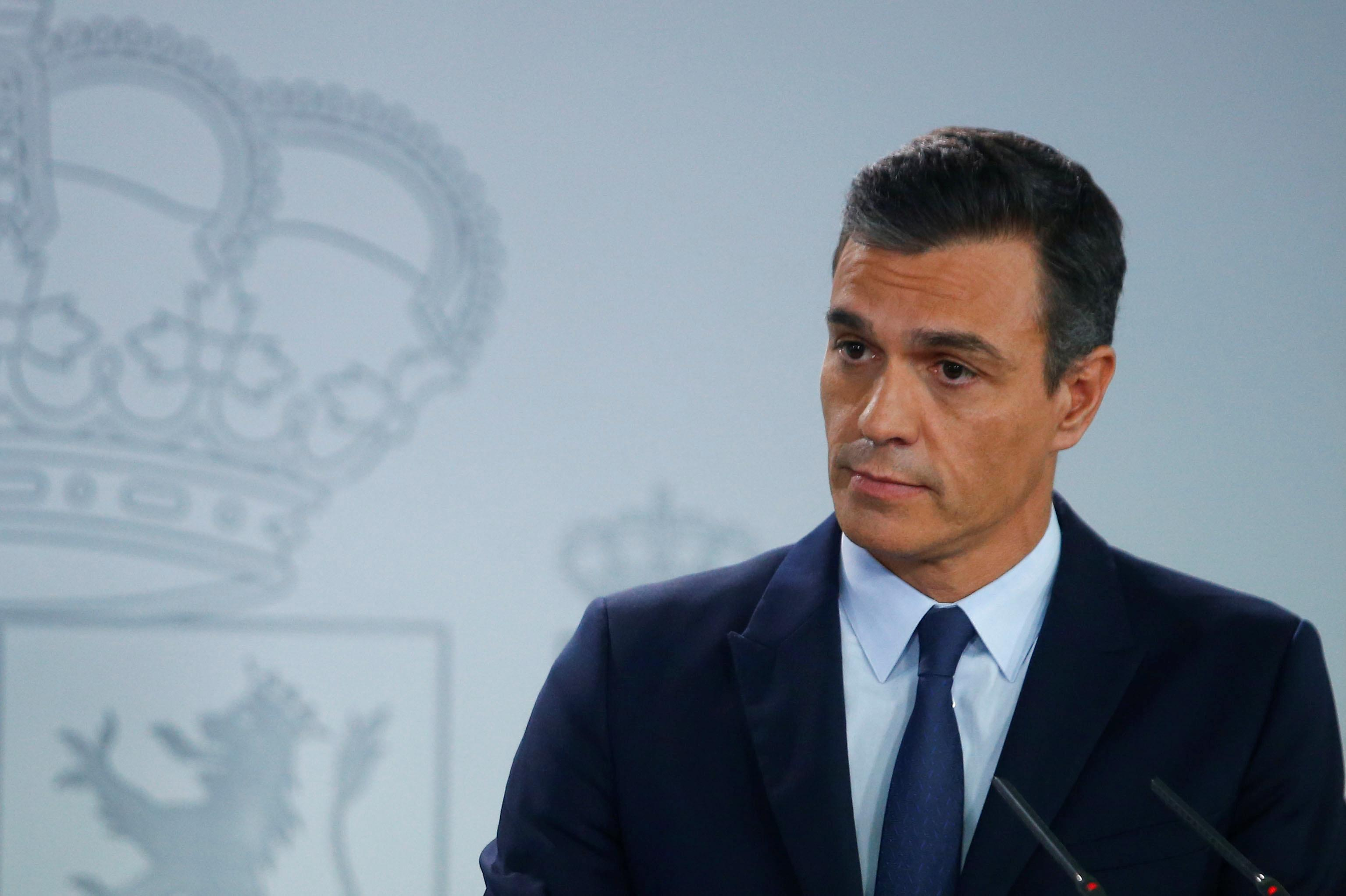Spain's Sanchez says he will defend food sector against...