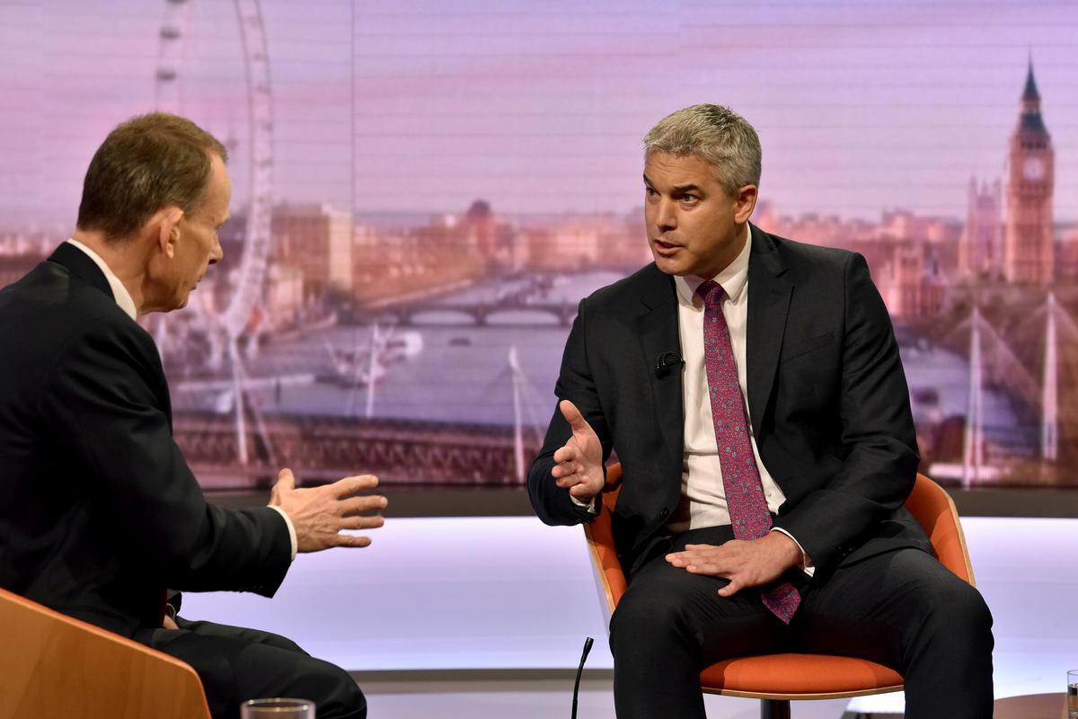 Verenigde Koninkryk kan buigsaam wees met betrekking tot die Noord-Ierland veto, douane plan