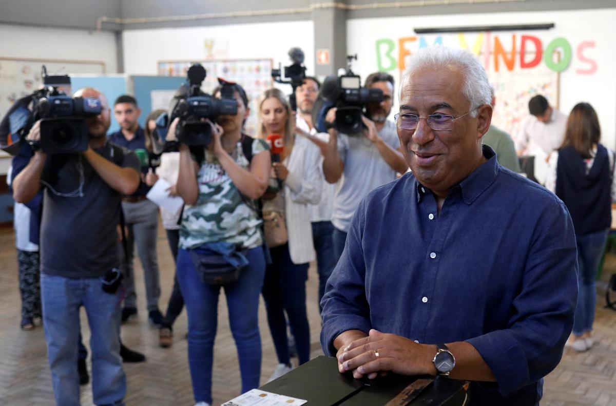 Portugal se eerste verkiesing wen sonder meerderheid: uitgangspeilings