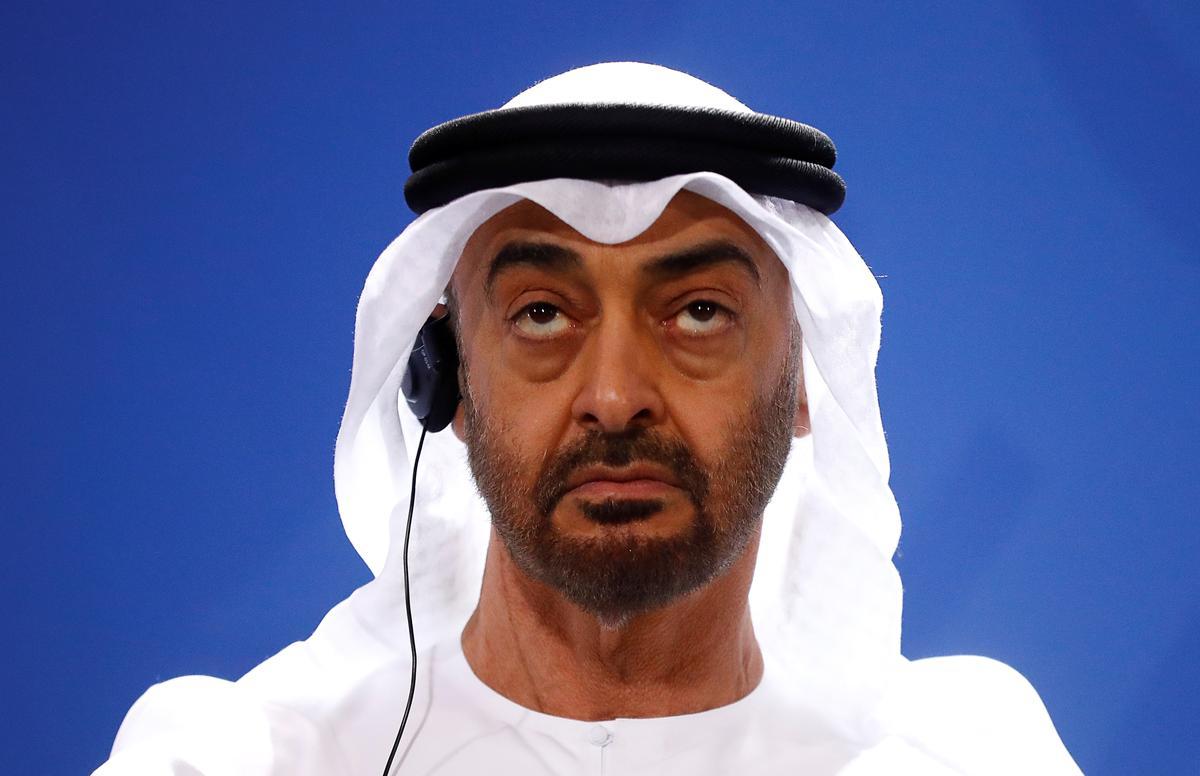Abu Dhabi kroonprins, top Saoedi-minister van verdediging, bespreek militêre, verdedigingsaangeleenthede