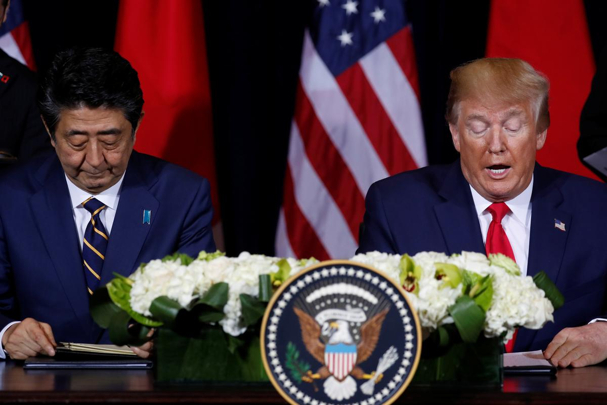 Where the U.S.-Japan trade deal falls short of Trans-Pacific pact abandoned by Trump