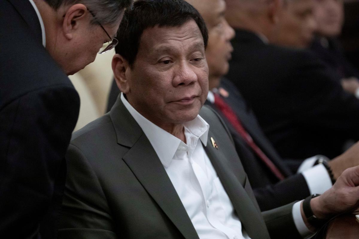 Duterte se jongste kwaal plaas 'n nuwe lig op sy gesondheid