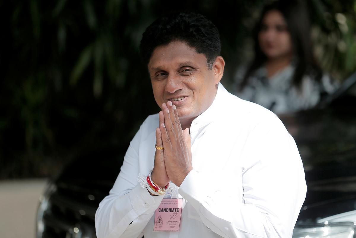 Rekordgetal kandidate om die presidentsverkiesing op Sri Lanka te betwis
