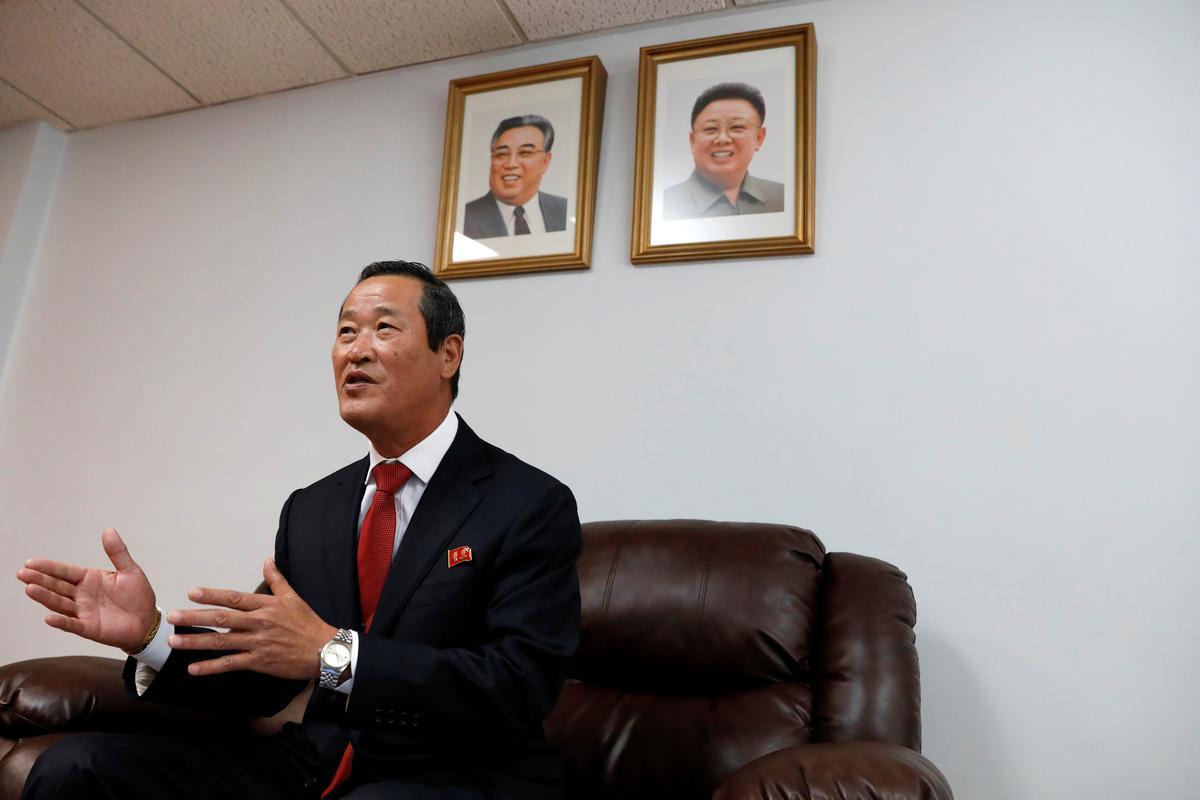 Noord-Korea waarsku Amerikaanse, Europeërs teen die verhoging van hul missieltoetse by die VN