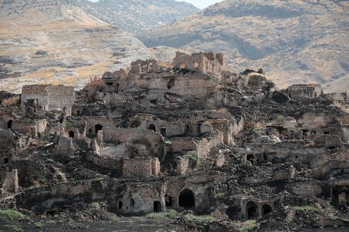 Future dam imperils ancient Turkish town