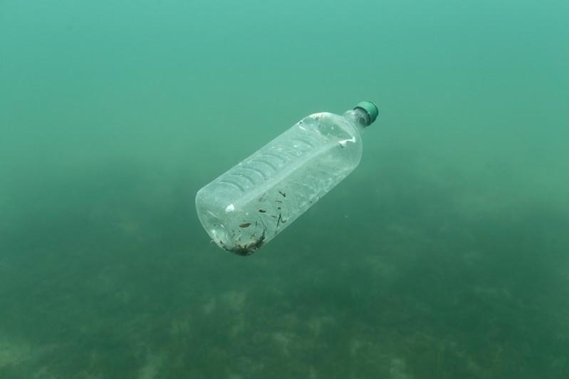 Backstory: Mapping the world's growing plastic mountain, one bottle...