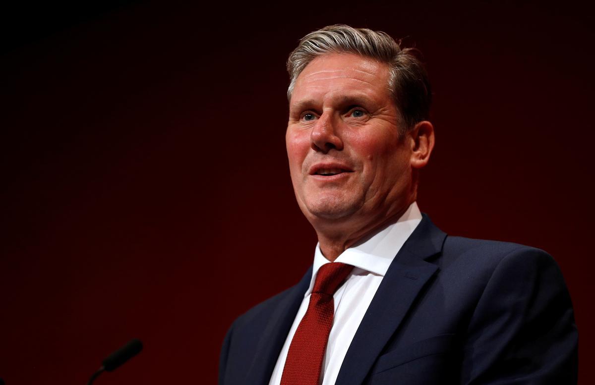 Die Britse opposisie-Arbeidersparty beskuldig die kantoor van die premier van Johnson van Brexit-samesprekings