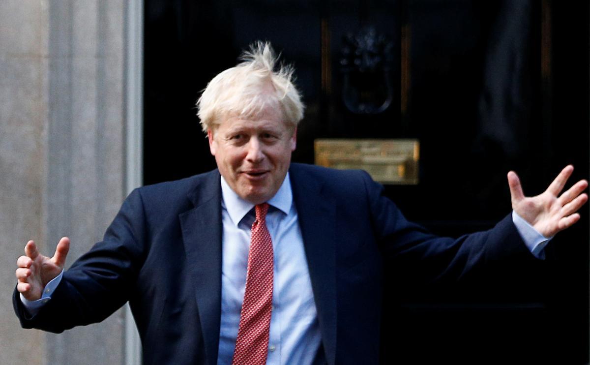 Britse premier Johnson, Varadkar van Ierland, wil Brexit-transaksie hê: Downing Street