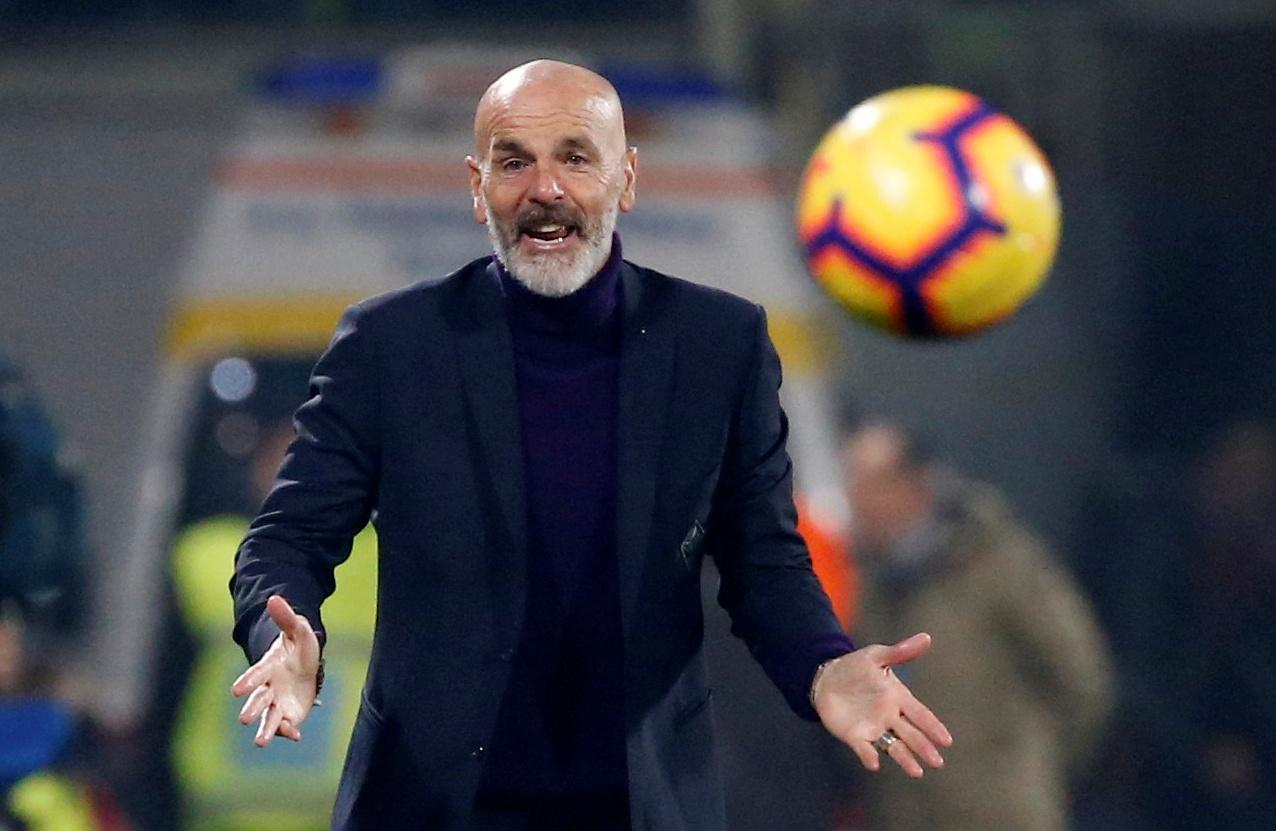 AC Milan appoint Pioli as new coach on two-year deal