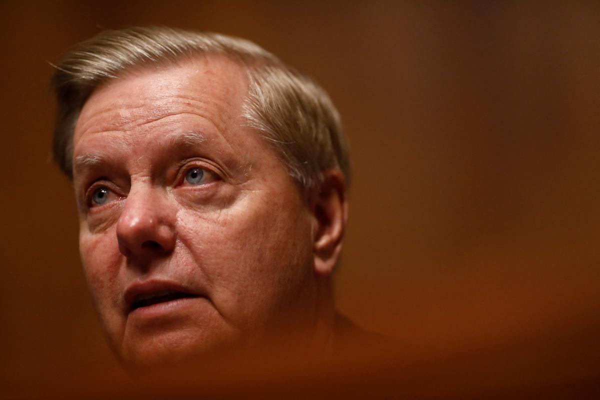 U.S. senator plans 'sanctions from hell' to hit Turkey over Syria operation