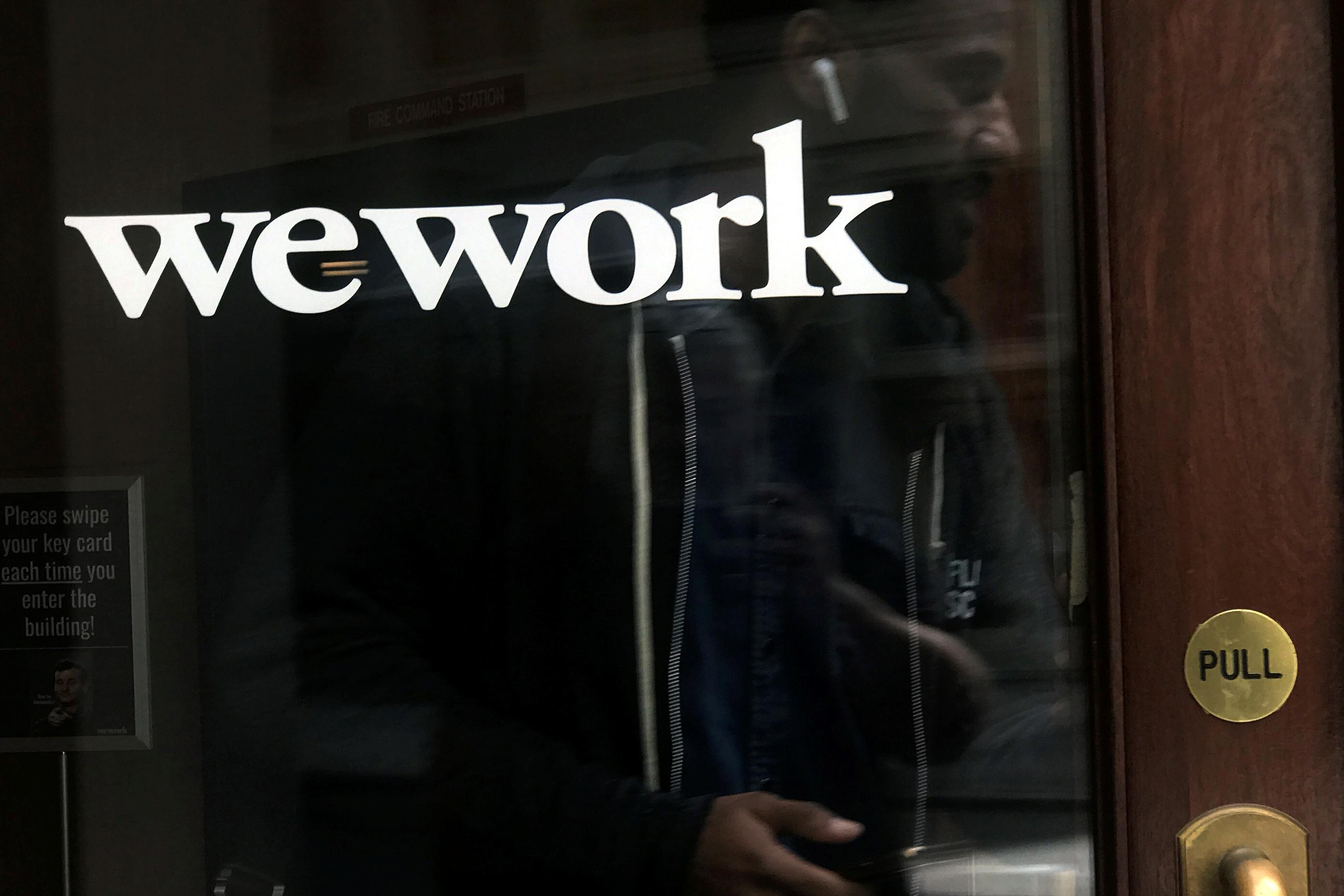 WeWork India seeks new backers after talks with local bank collapse