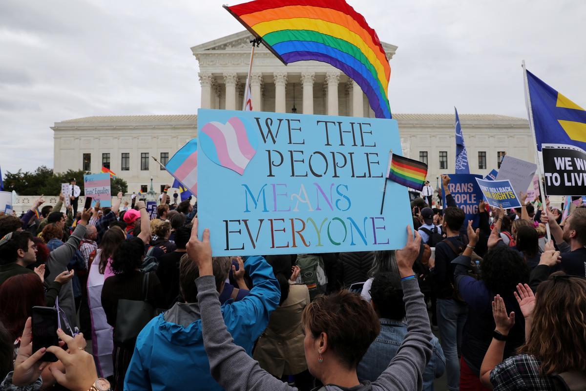 Nine U.S. Democratic presidential hopefuls begin televised forum to tackle LGBTQ issues